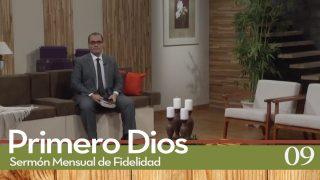 Sermones de Fidelidad Tema 9 El mismo sentimiento de Cristo | Primero Dios