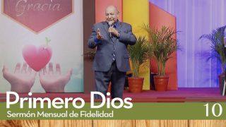 Sermones de Fidelidad Tema 10 Lágrimas de cocodrilo | Primero Dios