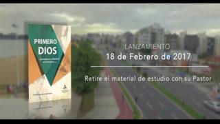 #PrimeroDios