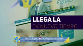 TV Nuevo Tiempo en Paraguay – Português