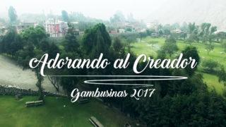 Karaoke – Adorando al Creador / Camporí 2017