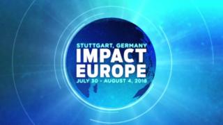 Impacto Europa 2018 – Congreso Mundial del Ministerio Joven