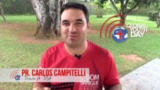 #GYD17 con el Pr Carlos Campitelli #Peru