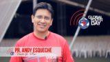 #GYD17 #conelDirector Andy Esqueche