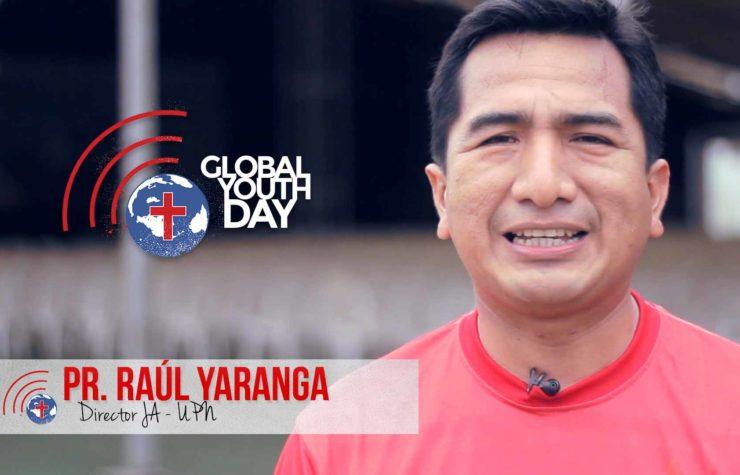 #GYD17 Pr. Raul Yaranga