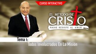 Tema 1: Todos involucrados en la misión – Alejandro Bullón