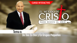 Tema 8: Des dos en dos y en Grupos Pequeños – Alejandro Bullón