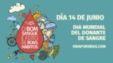 Día Mundial del Donante de Sangre | Vida por Vidas