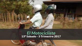 13º Sábado (3ºTrim2017)– El motociclista