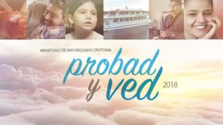 Probad y Ved 2018 – Playlist