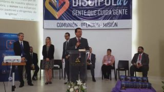 Pr. Elvio Silvero realiza llamado a los delegados del  III Congreso de la AAS