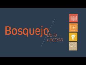 Playlist – Bosquejos – 2º Trimestre 2019