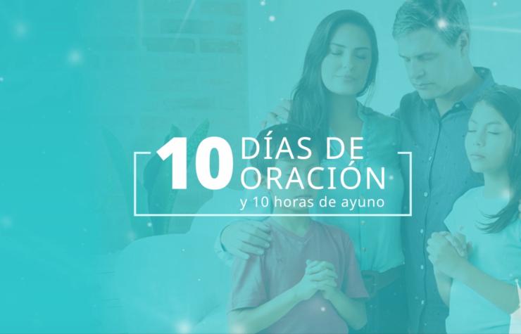 10 días de oración 2018 – Intro