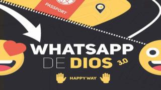 Playlist – WhatsApp de Dios 3.0