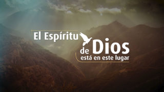 El espíritu de Dios está en este lugar | Karoake