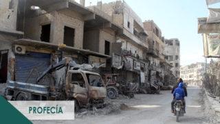 ¿Los profetas predijeron la destrucción de Siria?
