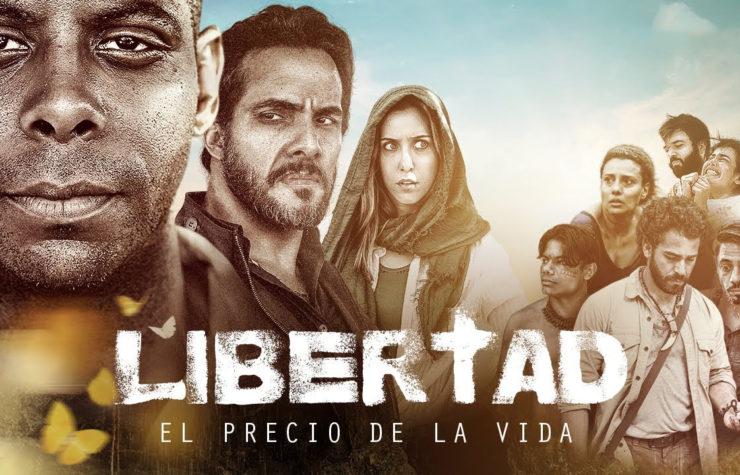 Pelicula completa: Libertad, el precio de la vida
