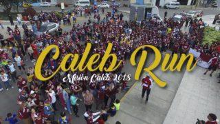 Caleb Run – 3er Reporte de Misión Caleb 2018
