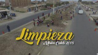 Campaña de Limpieza – 4to Reporte de Misión Caleb 2018