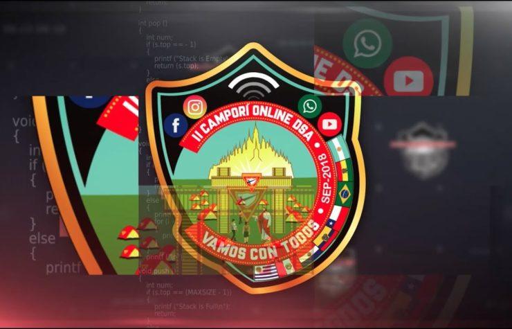 II Camporí  Online DSA del 14 al 16 de septiembre