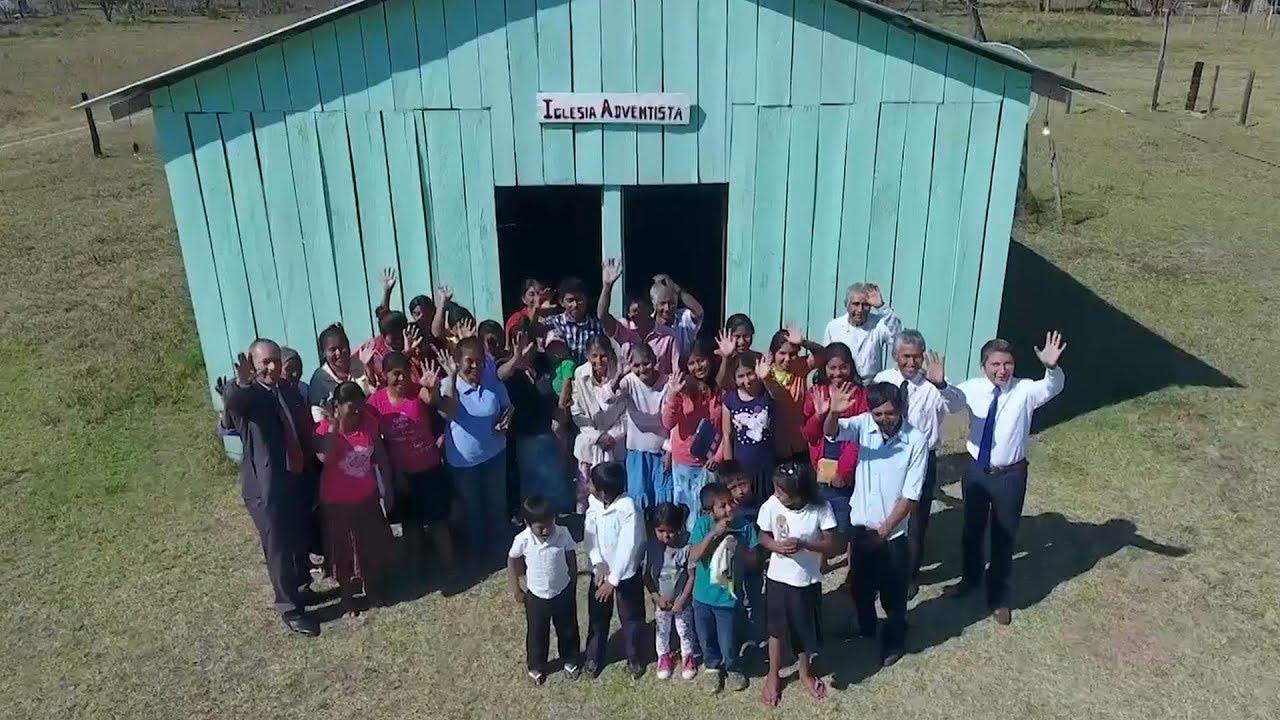 #RNT – Conoce la Iglesia Adventista de la comunidad indígena Riacho San Carlos – PY