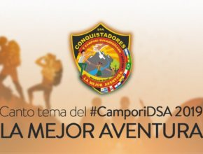 Canto tema del Campori DSA 2019 | La Mejor Aventura