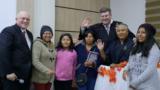 Víctor Condori tiene un encuentro con Dios y su hija es sanada de tuberculoma