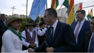 Encuentro Nacional de Financieros – Unión Boliviana