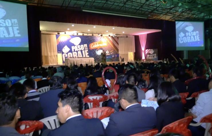 Cena de la Victoria 2019 – Bolivia