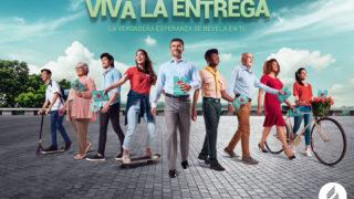 VIVA LA ENTREGA   Impacto Esperanza 2019