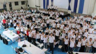 200 secretarias participaron del encuentro Nacional de Secretaría UP 2019