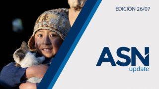 Solidaridad contra el frío | ASN Update