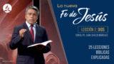 La Fe de Jesús – Lección 2: Dios