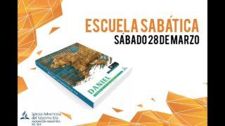 Escuela Sabática 28 de marzo 2020
