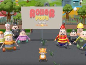 Playlist Roller Peps | Feliz 7 Play