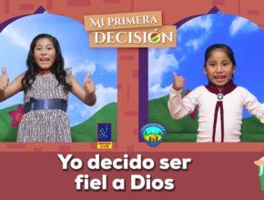 Canto Tema «YO DECIDO» Día del Aventurero y Niño Adventista 2020