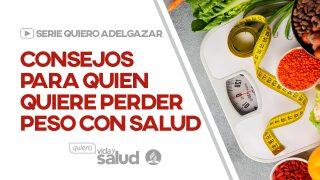 Playlist: Serie Quiero adelgazar