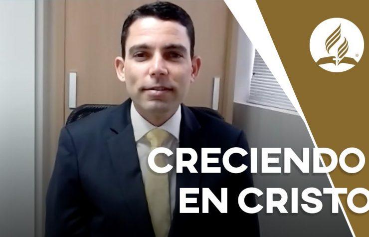 Creciendo en Cristo | Pastor Josanan Alves