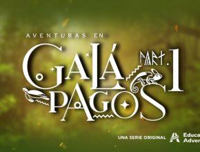 Serie Aventura en Galápagos