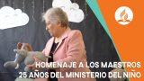 ¡GRACIAS! | 25 Años del Ministerio del Niño