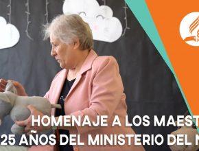 ¡GRACIAS!   25 Años del Ministerio del Niño