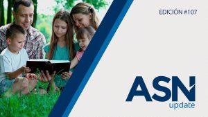 Grupos de oración online en aplicación 7me l ASN Update