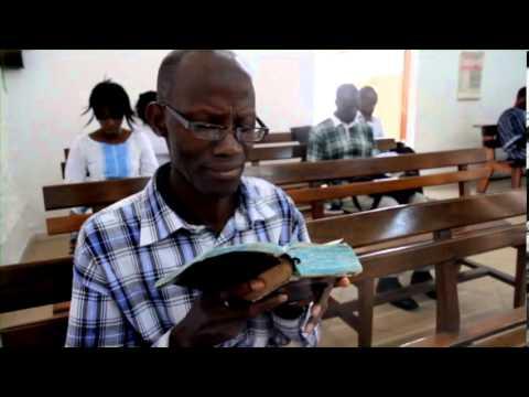3ºTri/2011 Informativo das Missões: Desafio da obra missionaria em Senegal