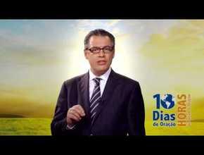 10 Dias de Oração | 1° Dia – Pr. Marlon Lopes da Igreja Adventista