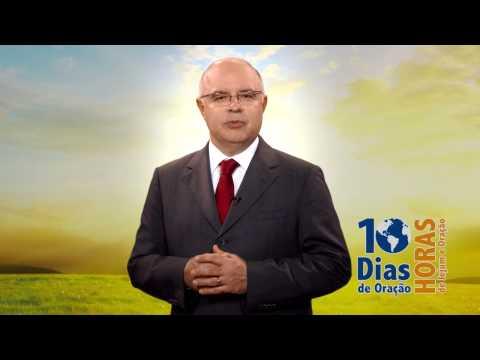 10 Dias de Oração | 2° Dia – Pr. Almir Marroni da Igreja Adventista