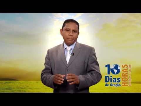 10 Dias de Oração | 3° Dia – Pr. Luís Gonçalves da Igreja Adventista