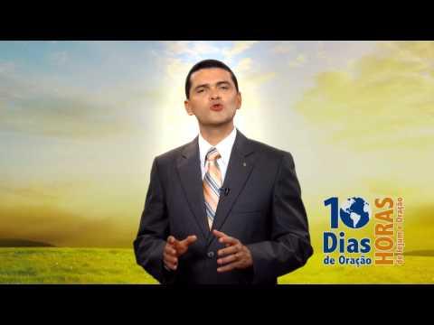 10 Dias de Oração   4° Dia – Pr. Everon Donato da Igreja Adventista