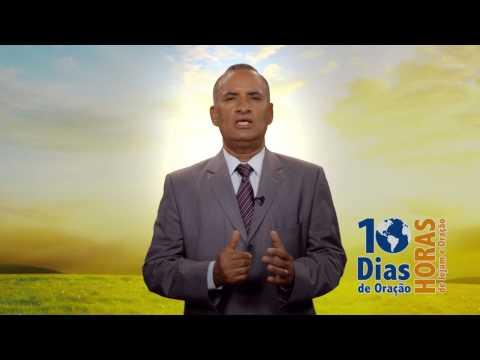 10 Dias de Oração | 5° Dia – Pr. Miguel Pinheiro da Igreja Adventista
