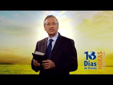 10 Dias de Oração | 6° Dia – Pr. Reinaldo Siqueira da Igreja Adventista