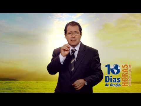 10 Dias de Oração   9° Dia – Pr. Areli Barbosa da Igreja Adventista